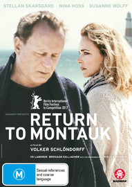 Return To Montauk on DVD