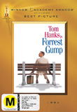 Forrest Gump (Academy Gold Collection) on DVD