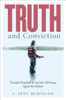 Truth and Conviction by L. Jane McMillan image
