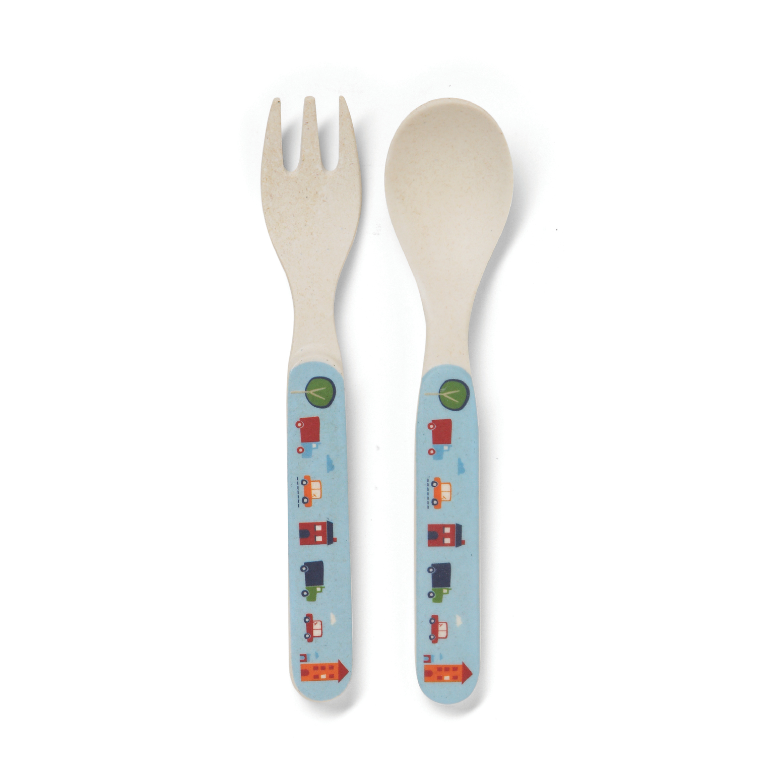 Big City Bamboo Meal Set with Cutlery image