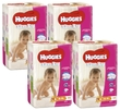 Huggies Ultra Dry Nappies Bulk Shipper - Crawler Girl 6-11kg (176)