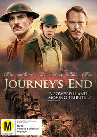 Journey's End on DVD
