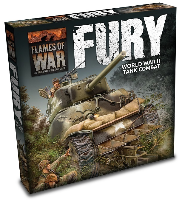 Flames of War: Fury Starter Set