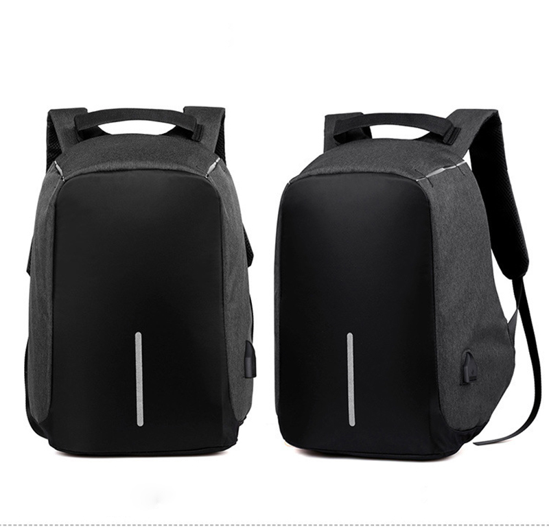 "Ape Basics: 15.6"" Anti-theft Backpack - Black image"