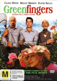 Greenfingers on DVD