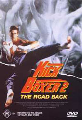 Kickboxer 2 on DVD