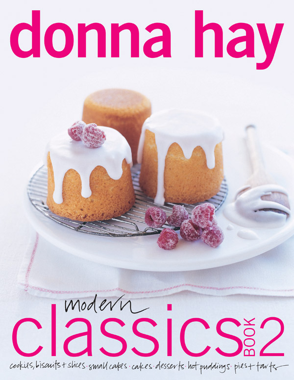 Modern Classics: Book 2 by Donna Hay image