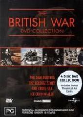 British War Collection (4 Disc Box Set) on DVD