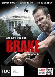 Brake on DVD