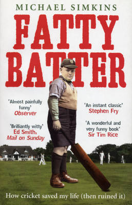 Fatty Batter by Michael Simkins image