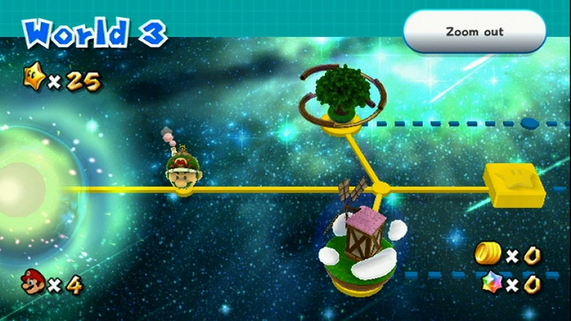 Super Mario Galaxy 2 for Nintendo Wii image