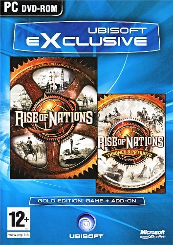 Rise Of Nations Gold Edition for PC Games