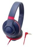 Audio-Technica ATH-S300 DJ Headphones (Navy)