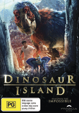 Dinosaur Island on DVD