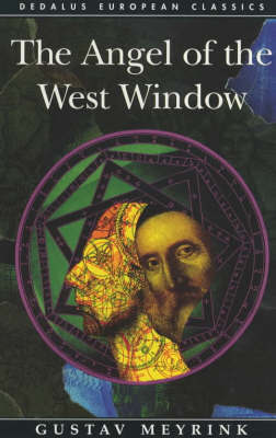 The Angel of the West Window by Gustav Meyrink image