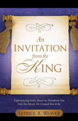 An Invitation from the King by Letrice Weaver image