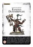 Warhammer Khorne Bloodbound Exalted Deathbringer