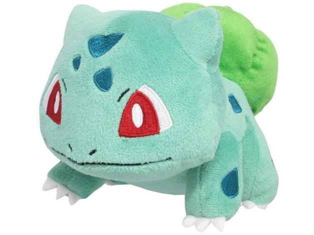 Pokemon: Bulbasaur Stuffed Toy - Small