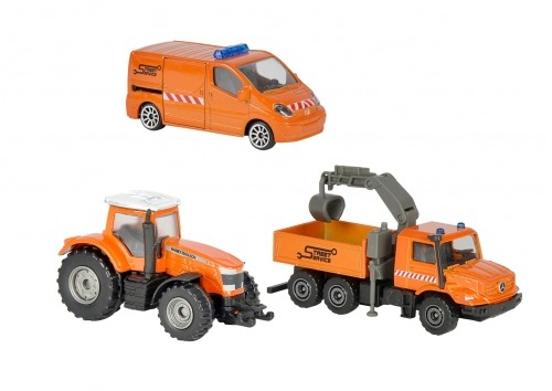 Majorette: City Playset - Road Works