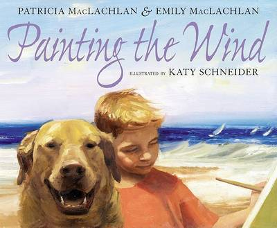 Painting The Wind by Emily MacLachlan