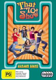That '70s Show - Season 8 (4 Disc Set) on DVD