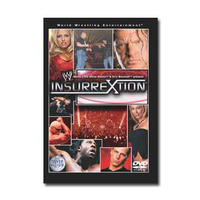 WWE - Insurrextion 2003 on DVD image