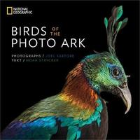 Birds of the Photo Ark by Joel Sartore