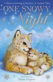 One Snowy Night by Various Authors