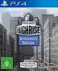 Project Highrise: Architects Edition for PS4