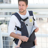 Lillebaby: Complete All Seasons Baby Carrier - Charcoal