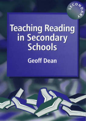 Teaching Reading in Secondary Schools by Geoff Dean image