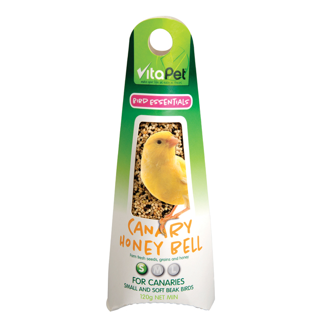 Vitapet: Honeybell Canary