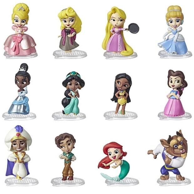 Disney Princess: Surprise Comic Doll - Series 1 (Blind Box)