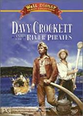 Davy Crockett And The River Pirates (1956) on DVD