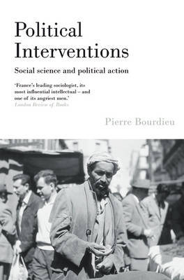 Political Interventions by Pierre Bourdieu image