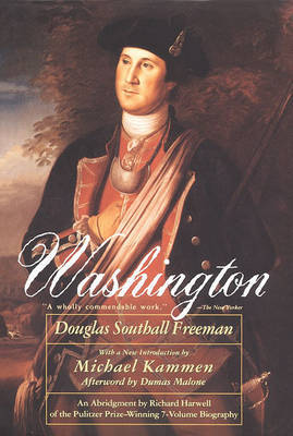Washington by Douglas Southall Freeman image