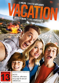 Vacation on DVD