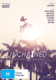 Unchained: The Untold Story of Freestyle Motocross on DVD