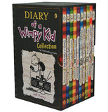 Diary of a Wimpy Kid Collection by Jeff Kinney