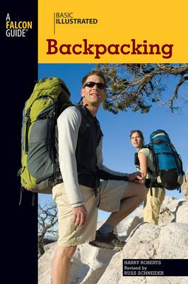 Basic Illustrated Backpacking by Harry Roberts image