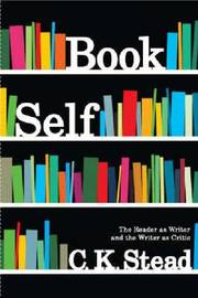 Book Self by C.K. Stead image