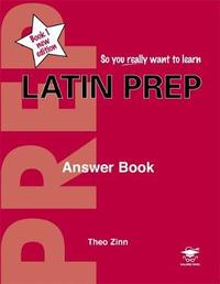 Latin Prep: Book 1 by Theo Zinn image