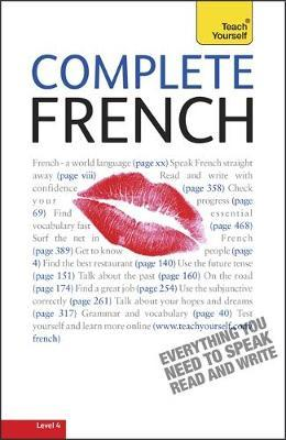 Complete French (Learn French with Teach Yourself) by Gaelle Graham image