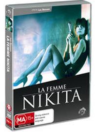 La Femme Nikita on DVD
