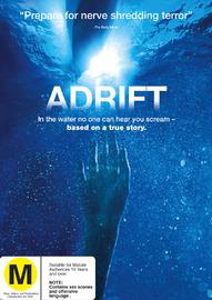 Adrift on DVD image