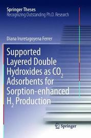 Supported Layered Double Hydroxides as Co2 Adsorbents for Sorption-Enhanced H2 Production by Diana Iruretagoyena Ferrer image