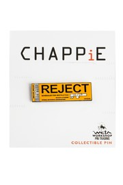 CHAPPiE Reject Collectible Pin