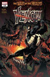 Venom #13 - (Cover A) by Cullen Bunn