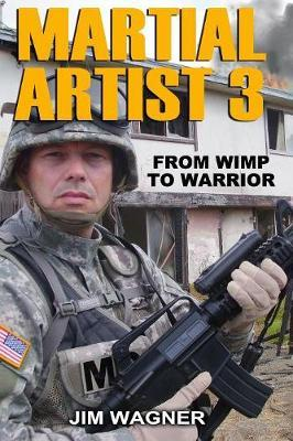 Martial Artist 3 by Jim Wagner