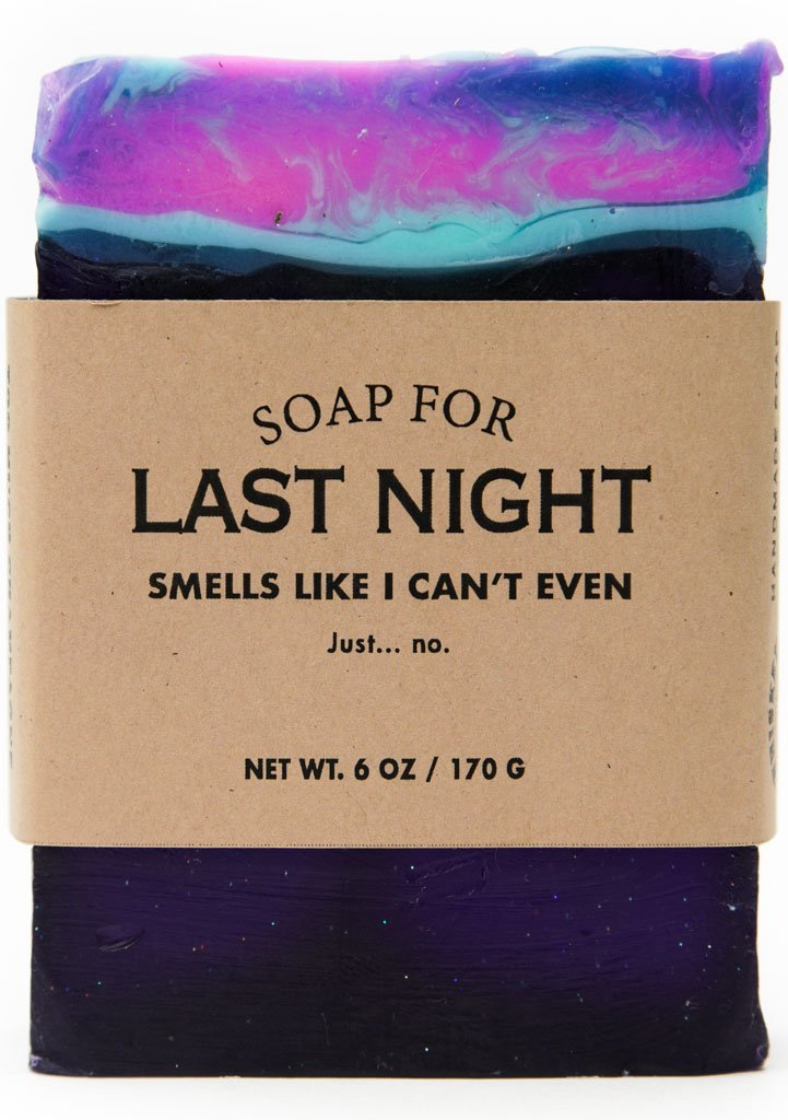 Whiskey River Co: Soap - For Last Night image